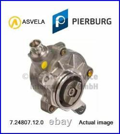 Pompe à Vide, Système de Freinage pour Opel, Renault, Opel PIERBURG 7.24807.12.0