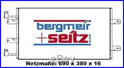 Refroidisseur d'air du Condenseur NISSAN PRIMASTAR/OPEL VIVARO/RENAULT TRAFIC