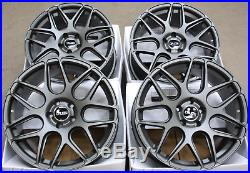 Roues Alliage 18 Cruize CR1 GM pour Renault Clio Rs Megane Espace