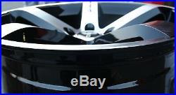 Roues Alliage X 4 18 BMF Hélice pour Renault Trafic Trafic Peugeot Boxer 5x118