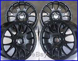 Roues Alliage X 4 18 MB Ch pour 2014 Only Opel Vivaro Renault Trafic 5x114
