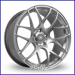Roues Alliage X 4 18 S Fox Ms007 pour Renault Trafic Peugeot Boxer 5x118
