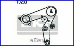 SKF Kit de distribution+pompe à eau Pour RENAULT LAGUNA ESPACE TRAFIC VKMC 06127