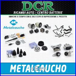 Set Chaîne Distribution Côté Moteur Metalcaucho 06060 Renault