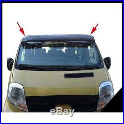 Sun Visor Visiere Pare Soleil Nissan Primastar Opel Vivaro Renault Trafic