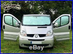 Thermique Store 8 Set Camping-Car Will Pour Vivaro Opel Renault Trafic