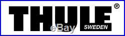 Thule Barres de Toit Aluminium Sw pour Opel Renault 751 7115B 3139