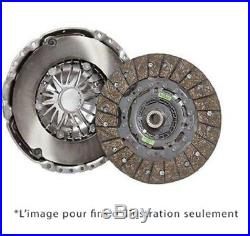 Transmech- Kit d'embrayage-242mm- Opel Vivaro Movano Renault Trafic Pour Nissan
