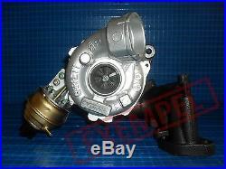 Turbo Renault Master II Opel Vivaro 2.5 DCI G9U 88 Kw 120 Ch 4417471 757349