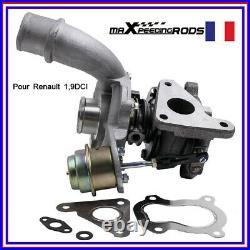 Turbocompresseur GT1549S for Renault Laguna Master Megane Scenic Trafic 1.9DCI