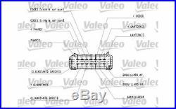 VALEO Comodo phare et essuie glace pour RENAULT ESPACE LAGUNA TRAFIC 251444