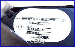 Vauxhall Opel Vivaro B Renault Trafic Neuf D'Origine Barres de Toit Support GM