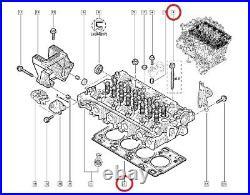 Vilebrequin & Coussinets & Bagues & Joints & Boulons Pour Renault 2.5 DCI G9u