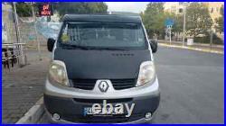 Visiere Pare Soleil Sun Visor Casquette Renault Trafic + Opel Vivaro